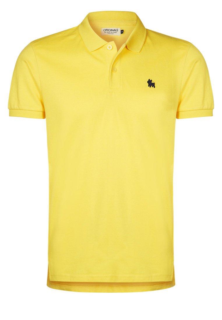 Camiseta Amarilla Manga Corta | Alicia Pac