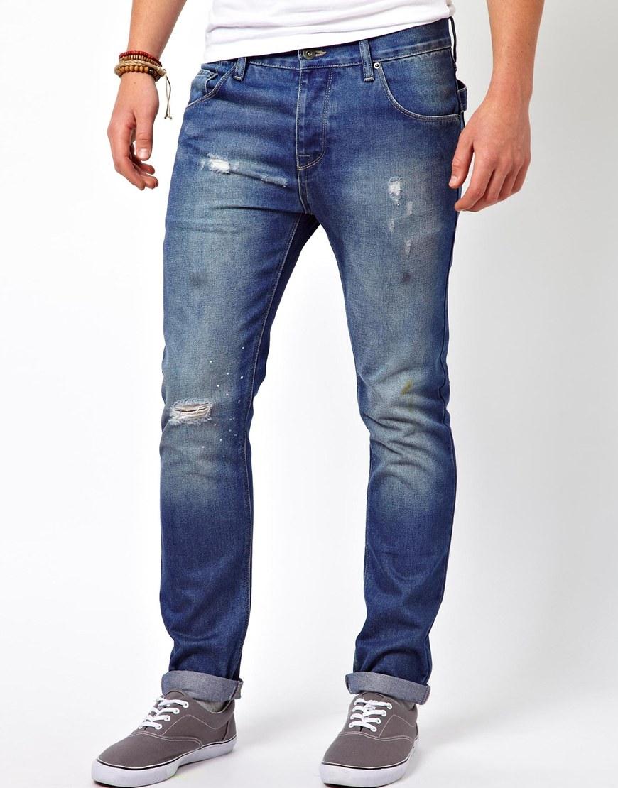 5 4 jeans pantalones moda vaqueros otono y hombre 1 invierno APFq5x7w7